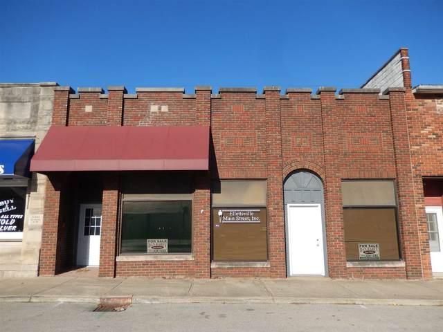 211-213 N Sale Street, Ellettsville, IN 47429 (MLS #202046510) :: Parker Team