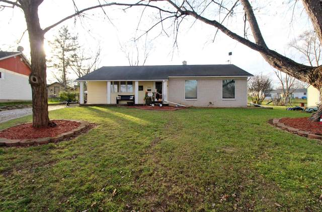 3208 S Curfman Road, Marion, IN 46953 (MLS #202046527) :: Aimee Ness Realty Group