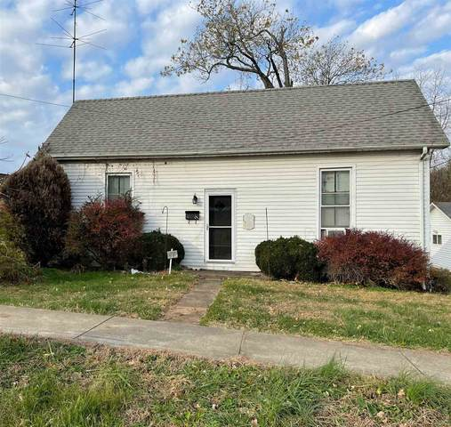 320 S Lincoln Avenue, Rockport, IN 47635 (MLS #202046575) :: The Dauby Team