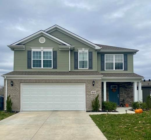 4910 Mustang Drive, Evansville, IN 47715 (MLS #202046629) :: The Natasha Hernandez Team