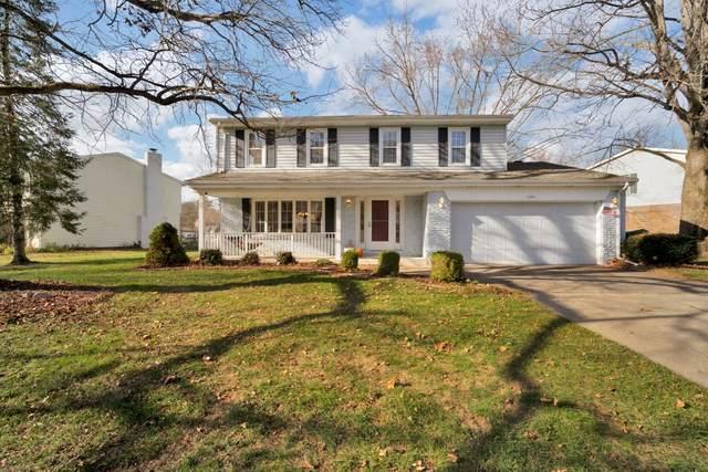 1201 Arundel Drive, Kokomo, IN 46901 (MLS #202046631) :: The ORR Home Selling Team