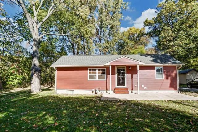 617 Widaman Street, Warsaw, IN 46580 (MLS #202046681) :: The ORR Home Selling Team