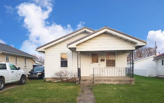 2116 N Buckeye Street, Kokomo, IN 46901 (MLS #202046729) :: The Romanski Group - Keller Williams Realty