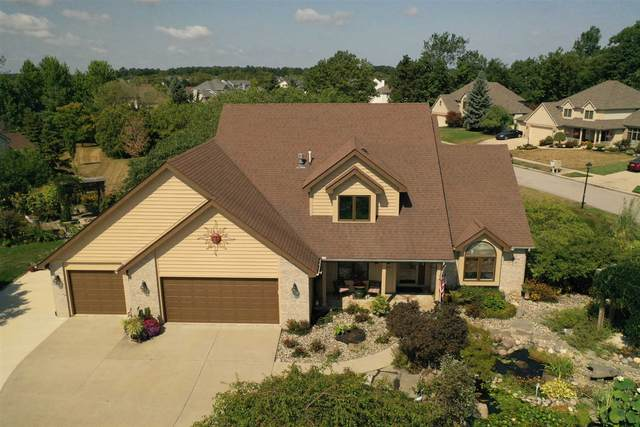 6229 Drakes Bay Run, Fort Wayne, IN 46835 (MLS #202046764) :: Hoosier Heartland Team | RE/MAX Crossroads