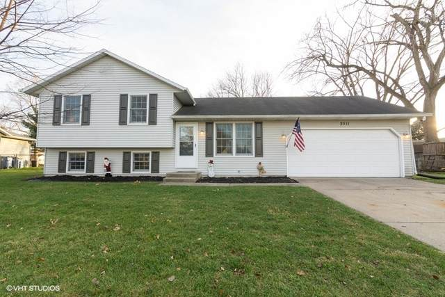 2511 Marshall Drive, Mishawaka, IN 46544 (MLS #202046800) :: The ORR Home Selling Team
