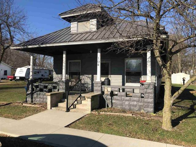 104 W Randolph Street, La Paz, IN 46537 (MLS #202046848) :: Hoosier Heartland Team | RE/MAX Crossroads