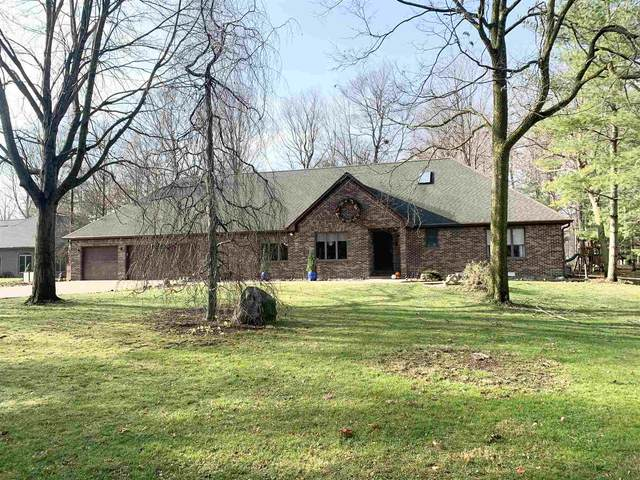 3155 Timber Valley Drive, Kokomo, IN 46902 (MLS #202046898) :: The Romanski Group - Keller Williams Realty