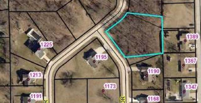 TBA Lot 15 Drive, Warsaw, IN 46750 (MLS #202046961) :: The Dauby Team