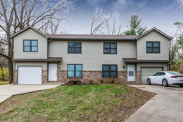 150 & 152 S Kennedy Court, Bloomington, IN 47401 (MLS #202046977) :: The Natasha Hernandez Team