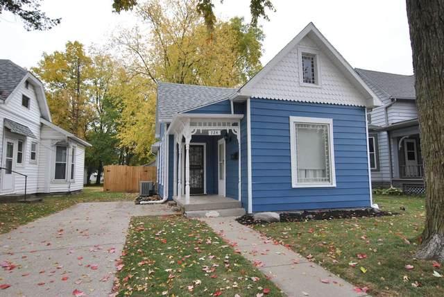 724 S Union Street, Kokomo, IN 46901 (MLS #202046987) :: The Romanski Group - Keller Williams Realty