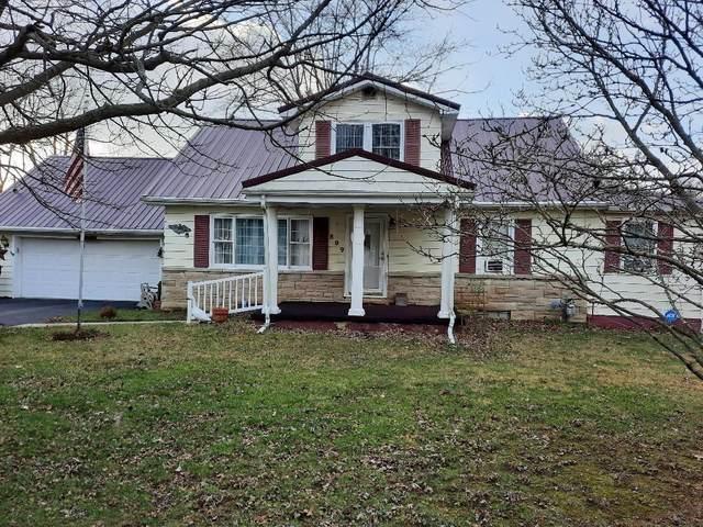 809 N Cr 600 E, Selma, IN 47383 (MLS #202046995) :: The ORR Home Selling Team