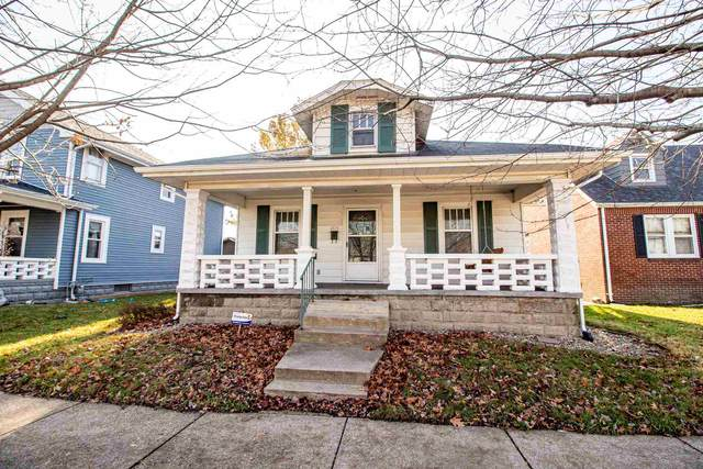 1725 Perrine Street, Lafayette, IN 47904 (MLS #202047047) :: The Romanski Group - Keller Williams Realty