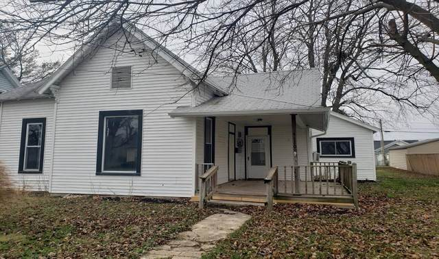 1108 Oak Street, Frankfort, IN 46041 (MLS #202047110) :: The Romanski Group - Keller Williams Realty