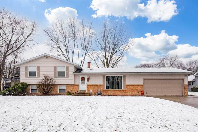 1488 Hampshire Drive, South Bend, IN 46614 (MLS #202047182) :: The ORR Home Selling Team