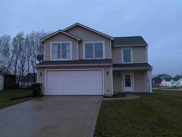 15629 Twin Willow Drive, Huntertown, IN 46748 (MLS #202047198) :: Anthony REALTORS