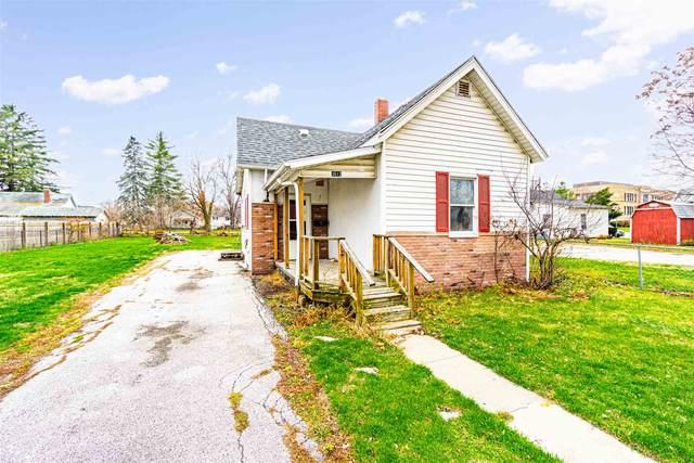 3612 S Nebraska Street, Marion, IN 46953 (MLS #202047259) :: The Romanski Group - Keller Williams Realty