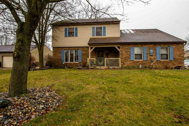 4004 Aboite Lake Drive, Fort Wayne, IN 46804 (MLS #202047266) :: Hoosier Heartland Team | RE/MAX Crossroads