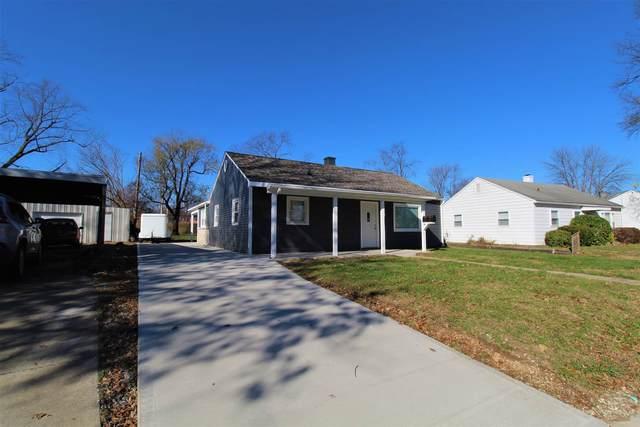 1105 S Frederick Street, Evansville, IN 47714 (MLS #202047319) :: Hoosier Heartland Team | RE/MAX Crossroads
