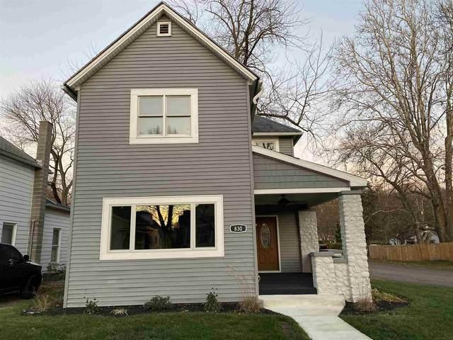 830 17th Street, Logansport, IN 46947 (MLS #202047338) :: The Romanski Group - Keller Williams Realty
