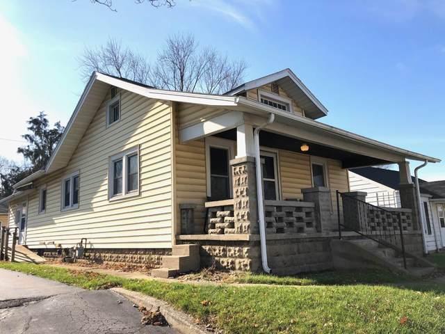 1329 Burroughs Street, Lafayette, IN 47904 (MLS #202047542) :: Parker Team