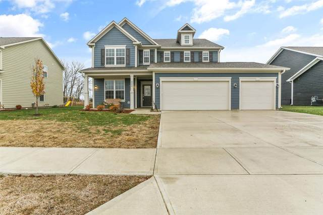 5552 Golden Gate Way, Kokomo, IN 46902 (MLS #202047571) :: The Carole King Team