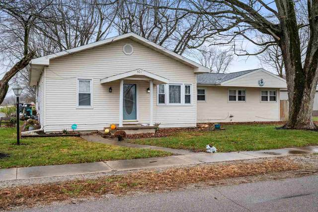 501 N Main Street, Gaston, IN 47342 (MLS #202047677) :: The ORR Home Selling Team