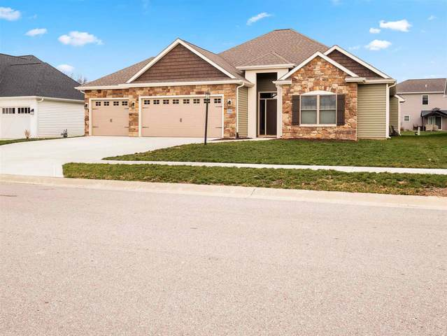 7119 Wolfsboro Lane, Fort Wayne, IN 46835 (MLS #202047730) :: Anthony REALTORS