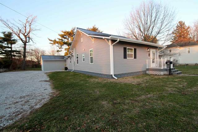 410 W 38th Street, Marion, IN 46953 (MLS #202047790) :: The Carole King Team