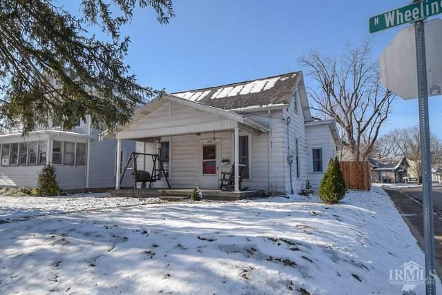1321 N Wheeling Avenue, Muncie, IN 47303 (MLS #202047803) :: The ORR Home Selling Team