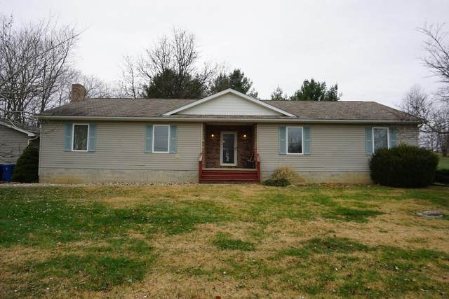 2250 Mt Pleasant Rd, Bedford, IN 47421 (MLS #202047817) :: Anthony REALTORS