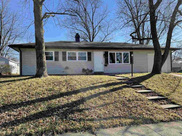 5214 Northcrest Drive, Fort Wayne, IN 46825 (MLS #202047828) :: Anthony REALTORS