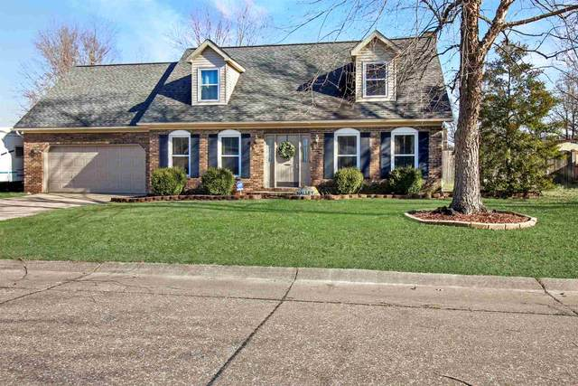 6715 Copperffield Drive, Evansville, IN 47711 (MLS #202047853) :: Anthony REALTORS