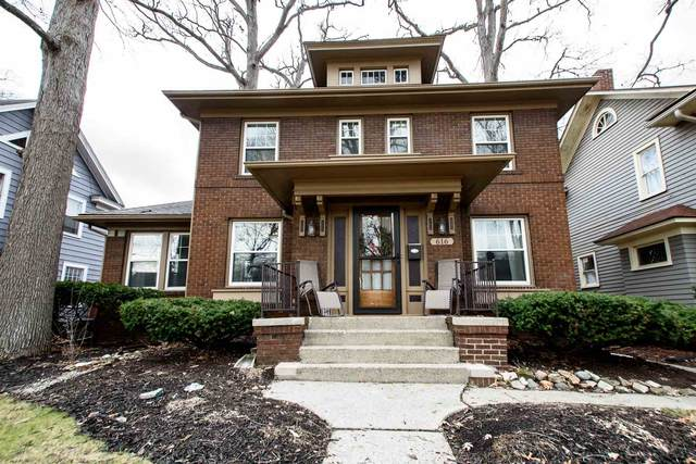 616 W Oakdale Drive, Fort Wayne, IN 46807 (MLS #202047867) :: Anthony REALTORS