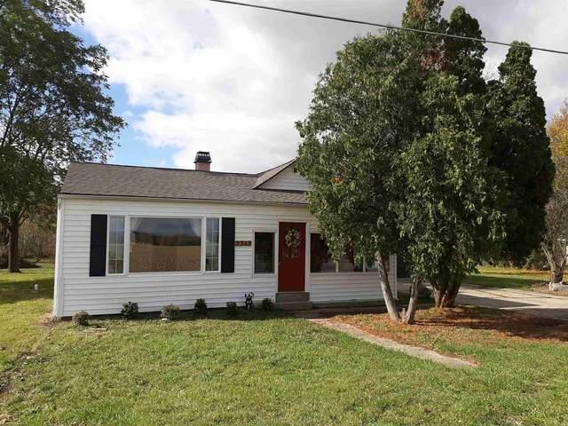 2243 N 200 W Road, Anderson, IN 46001 (MLS #202047868) :: The ORR Home Selling Team