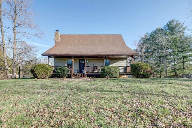 2427 S State Road 45, Springville, IN 47462 (MLS #202047912) :: Anthony REALTORS