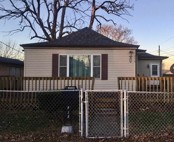 818 W Lordeman Street, Kokomo, IN 46901 (MLS #202047914) :: Anthony REALTORS