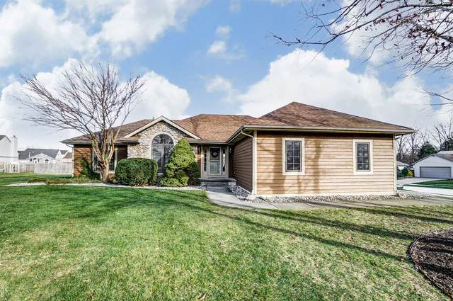 5125 Oaks West Court, Fort Wayne, IN 46845 (MLS #202047916) :: Anthony REALTORS