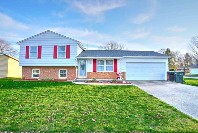 1502 Musgrave Court, South Bend, IN 46614 (MLS #202047962) :: Aimee Ness Realty Group
