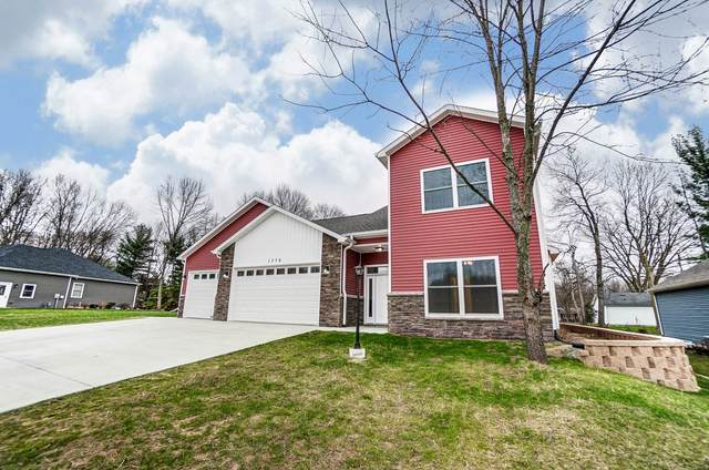 1376 N Santorini Drive, Warsaw, IN 46580 (MLS #202047972) :: Parker Team