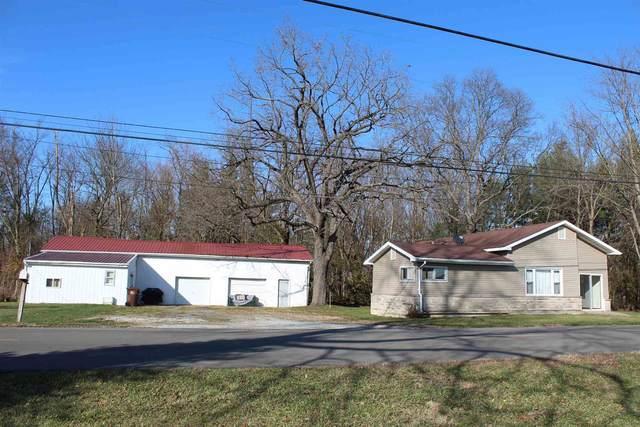 1640 Pike Street, Wabash, IN 46992 (MLS #202047979) :: The Romanski Group - Keller Williams Realty