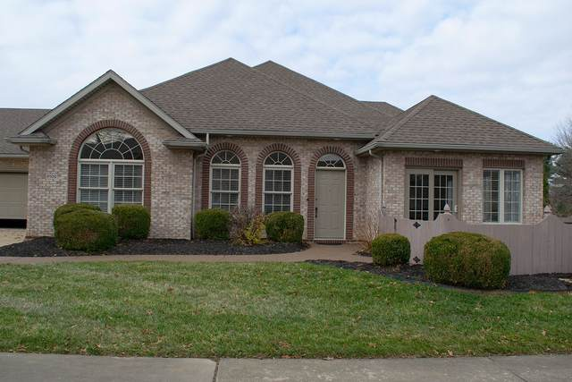8500 Wolf Creek Court, Evansville, IN 47712 (MLS #202048273) :: Aimee Ness Realty Group