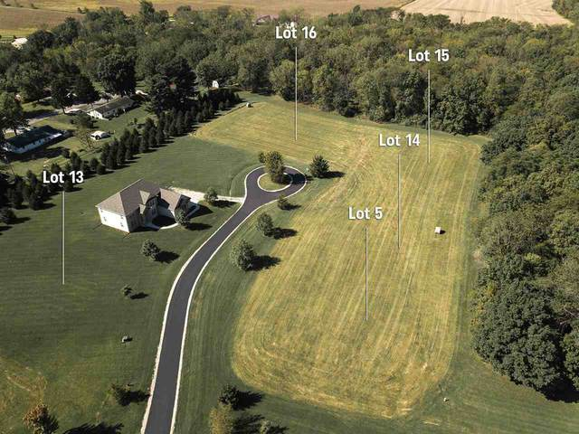 Lot 14 Sheepscote Court, West Lafayette, IN 47906 (MLS #202048376) :: The Natasha Hernandez Team