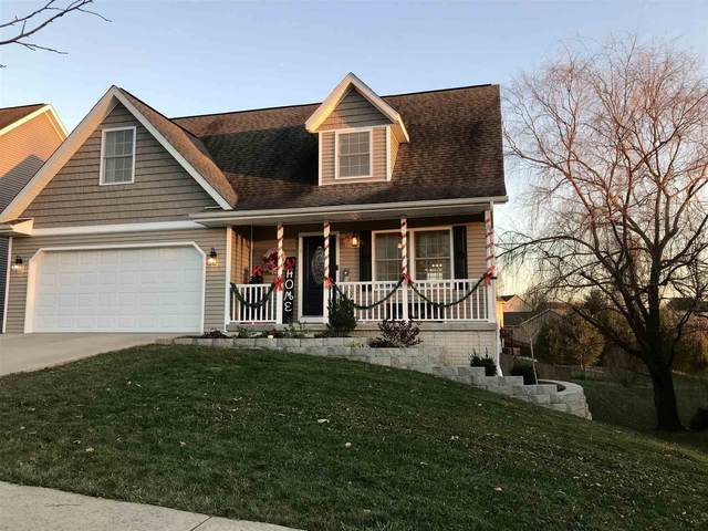 1353 W Countryside Lane, Bloomington, IN 47403 (MLS #202048463) :: Parker Team