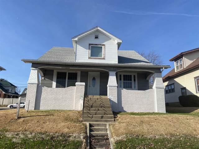 1411 Newton Street, Jasper, IN 47546 (MLS #202048536) :: Hoosier Heartland Team | RE/MAX Crossroads