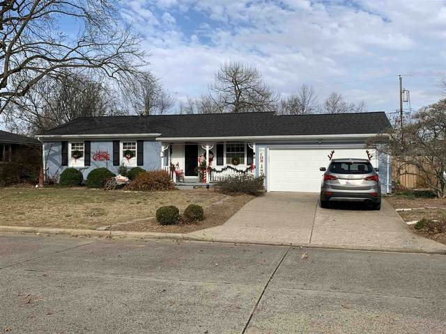 7516 E Mulberry Street, Evansville, IN 47715 (MLS #202048753) :: Aimee Ness Realty Group