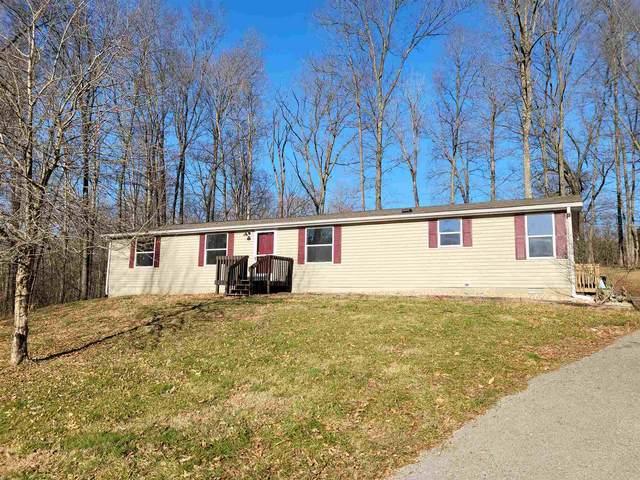 165 Burkwood Hills Road, Springville, IN 47462 (MLS #202048868) :: Aimee Ness Realty Group