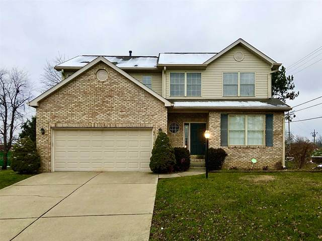 3911 E Tamarron Court, Bloomington, IN 47408 (MLS #202049287) :: The Dauby Team