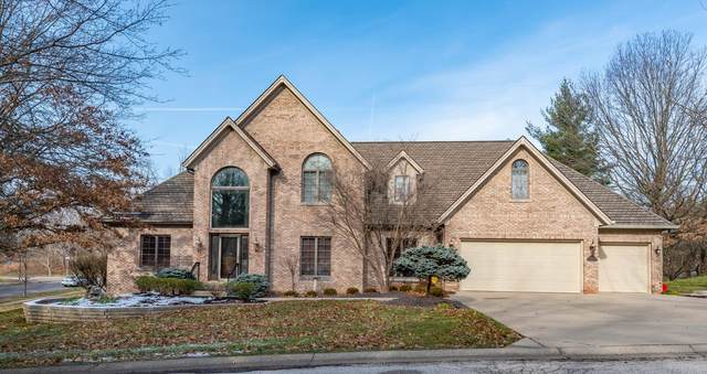 3703 E Chaudion Court, Bloomington, IN 47401 (MLS #202049386) :: Aimee Ness Realty Group