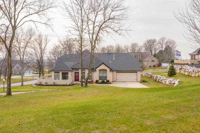 19040 Southampton Drive, Evansville, IN 47725 (MLS #202049476) :: Aimee Ness Realty Group