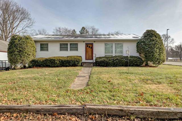 701 E Wilson Street, Bloomington, IN 47401 (MLS #202049498) :: Parker Team